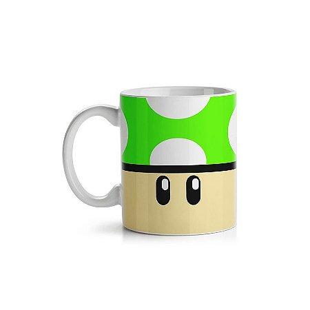 Caneca Up Mushroom Mario Bros