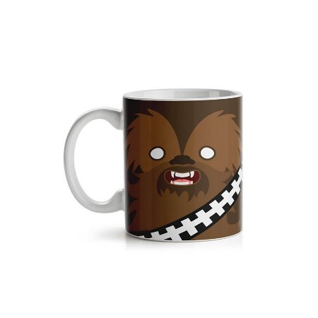Caneca Faces Chewbacca