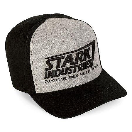 Boné  Stark Industries Marvel