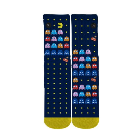 Meia ItSox Pacman