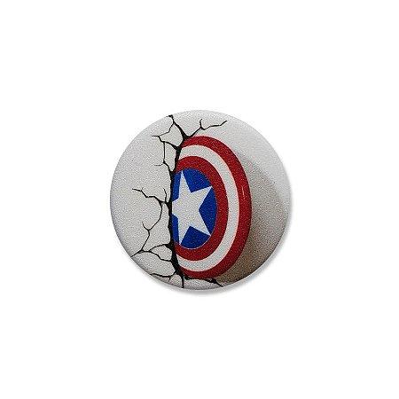 Botton Captain America Wall