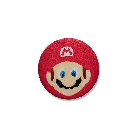 Botton Mario Face