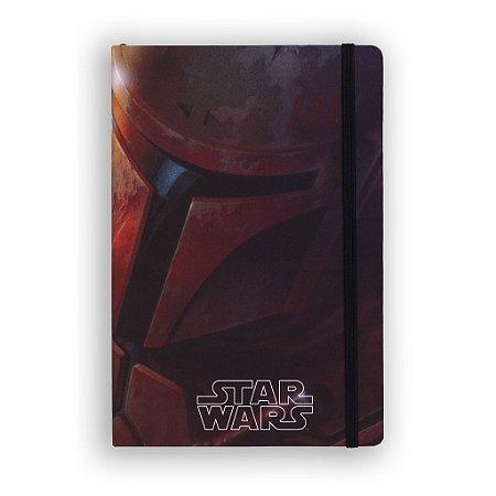 Caderno de Notas Boba Fett Star Wars