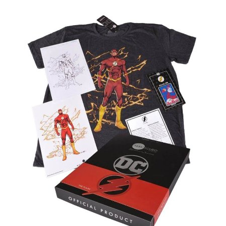 Box The Flash - Chiaroscuro Signature Series