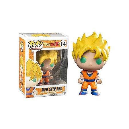 Super Saiyan Goku - Dragon Ball Z - Pop! Funko