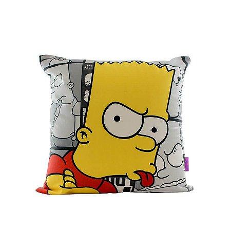 Almofada Simpsons Bart Careta