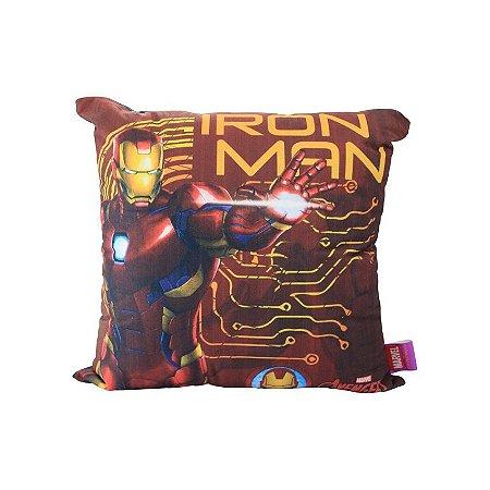 Almofada Marvel Homem de Ferro