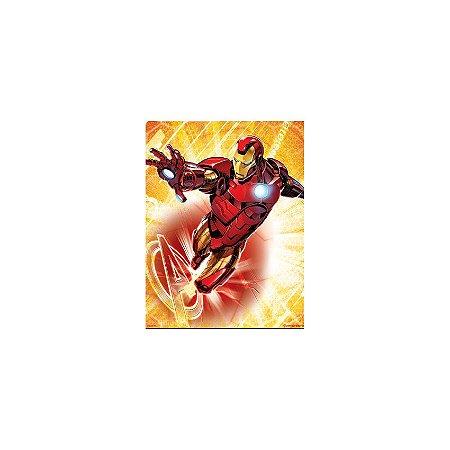 Placa Homem de Ferro