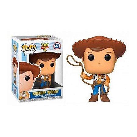 Sheriff Woody - Toy Story 4 - Pop! Funko