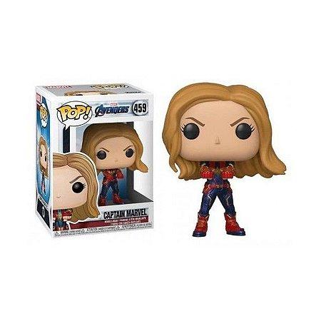 Capitã Marvel - Avengers: Endgame - Pop! Funko