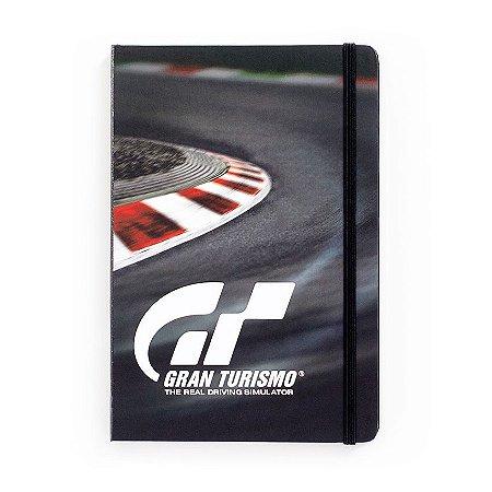 Caderno de Notas Gran Turismo
