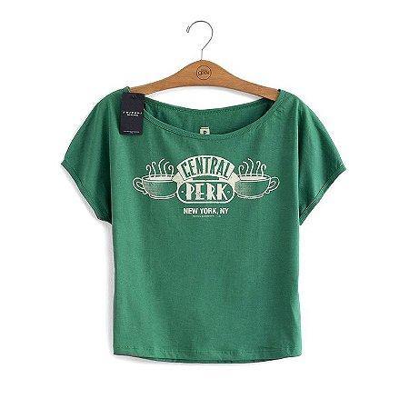 Camiseta Feminina Friends Central Perk
