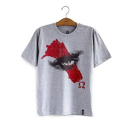 Camiseta God of War Kratos Eye