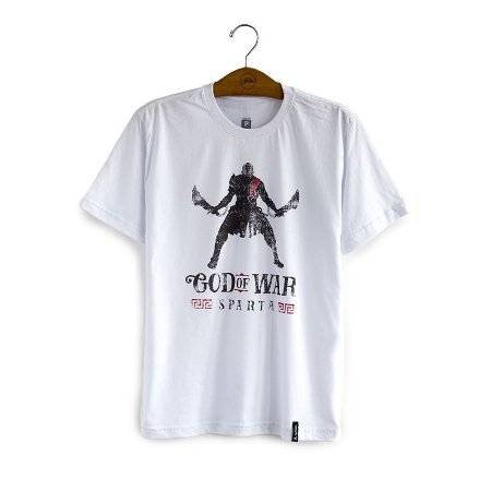 Camiseta God of War Kratos