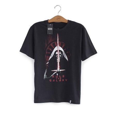 Camiseta Star Wars Kylo Ren
