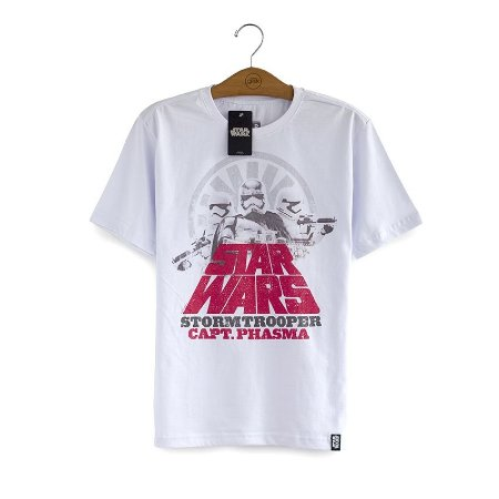 Camiseta Star Wars Captain Phasma