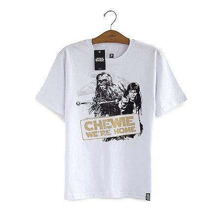 Camiseta Star Wars We´re Home