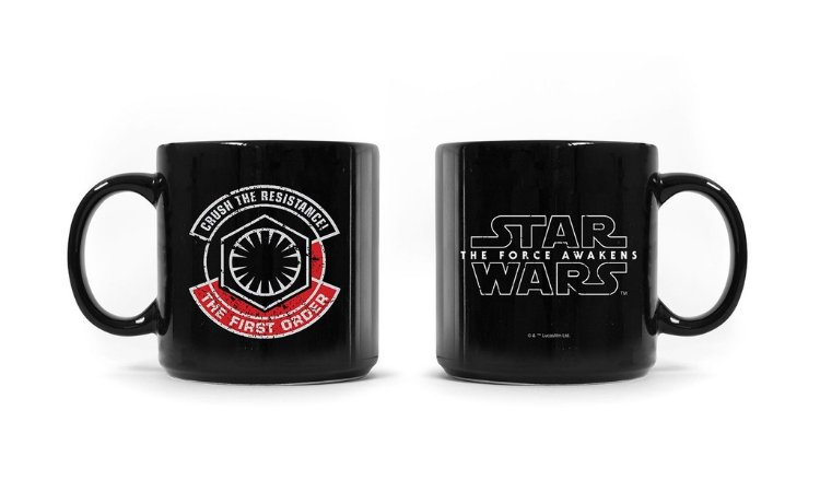 Caneca Star Wars First Order