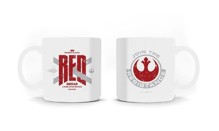 Caneca Star Wars Resistance