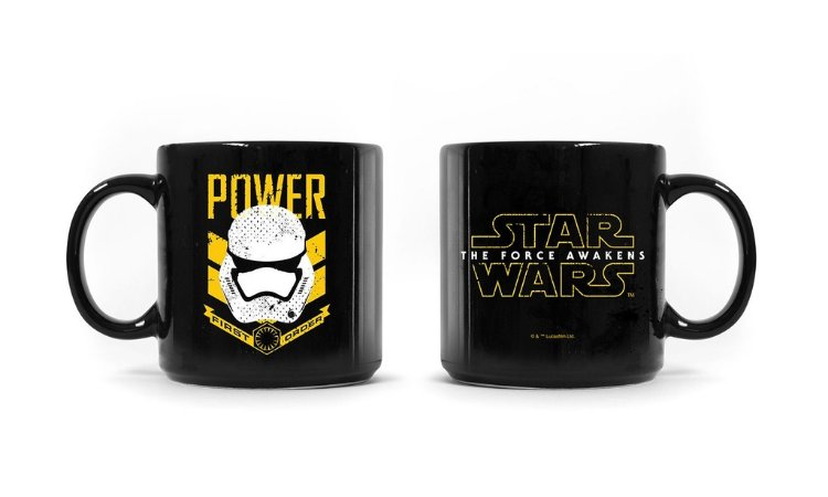 Caneca Star Wars Trooper Power