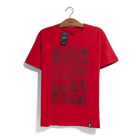 Camiseta Street Fighter Everything