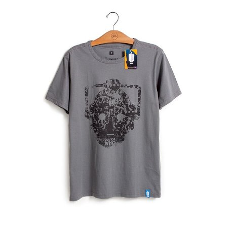 Camiseta Doctor Who Cyberman