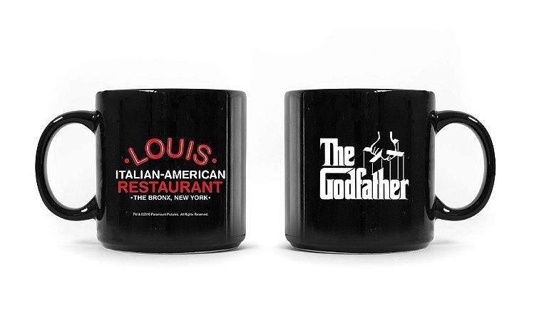 Caneca O Poderoso Chefão Restaurante Louis