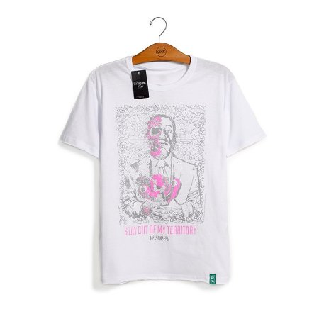 Camiseta Breaking Bad Dead Gus