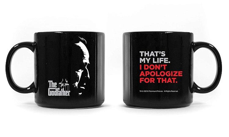 Caneca O Poderoso Chefão Corleone