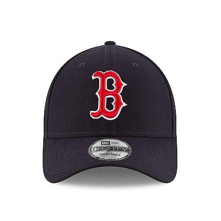 Boné New Era 9Forty MLB Boston Red Sox Team Color Snapback