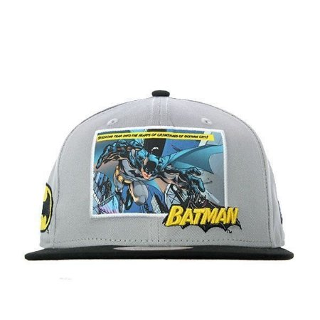 4be12e341af87 Boné New Era 9Fifty Dc Comics Batman Snapback - America Cap Shop