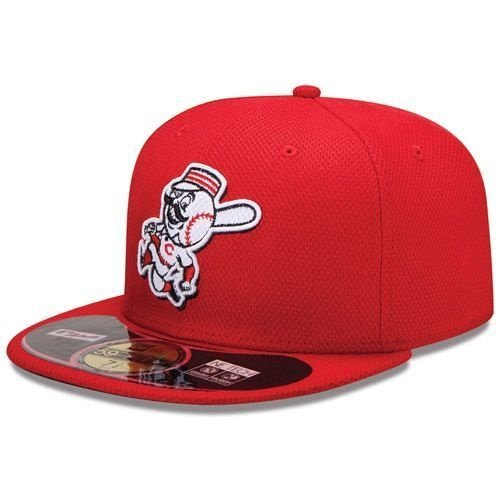 Boné New Era 59Fifty Diamond Era Cincinnati Home