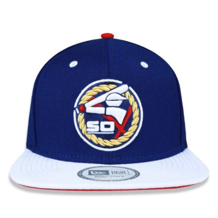 Boné New Era 9Fifty Chance The Rapper Chicago White Sox Snapback
