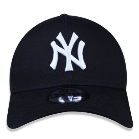 Boné New Era 9Forty New York Yankees Marinho Snapback Aba Curva