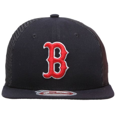 Boné New Era 9Fifty Boston Red Sox Animal Under Original Fit Snapback