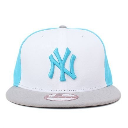 Boné New Era 9Fifty New York Yankees The Rotator Snapback - America ... c35c97e2266