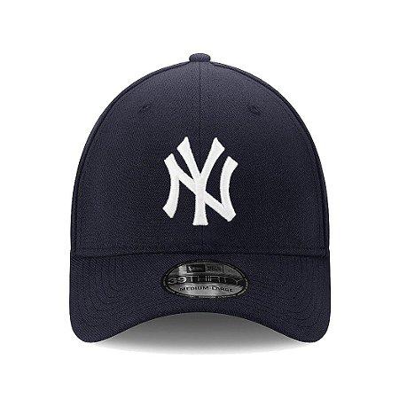 Boné New Era 39Thirty MLB New York Yankees Marinho