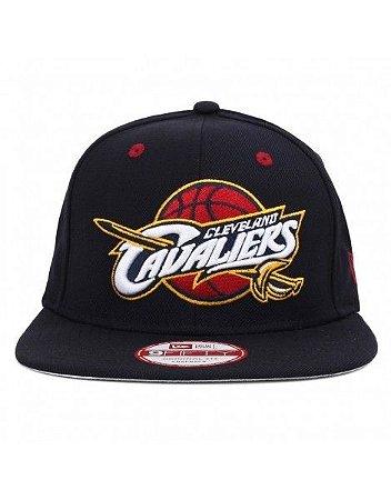 Boné New Era 9Fifty NBA Cleveland Cavaliers Original Fit Snapback ... 8230bce2312
