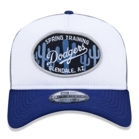 Boné New Era 9Forty MLB Los Angeles Dodgers Spring Training