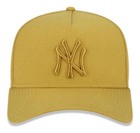 Boné New Era 9forty A-frame Ny Yankees Botany Snapback