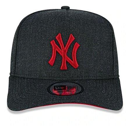 Boné New Era 9forty A-frame Ny Yankees Heather Pop Snapback