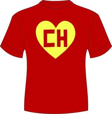Camiseta Chapolim Colorado