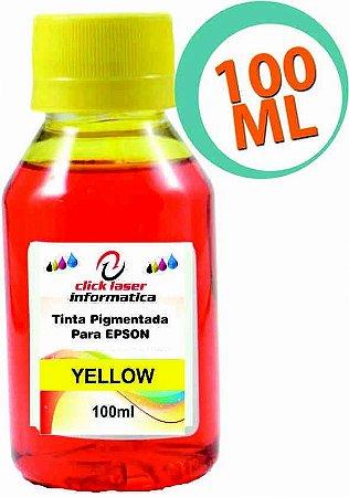 Tinta Pigmentada Epson Amarela