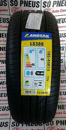kit com 4 pneus 185 45 15 landsail ls388 s pneus e rodas. Black Bedroom Furniture Sets. Home Design Ideas