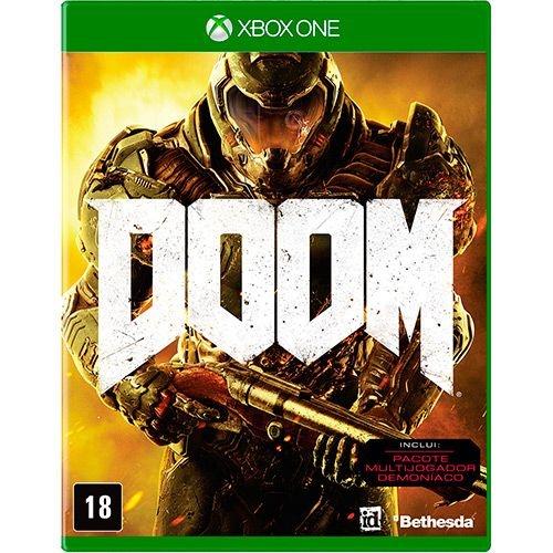 Jogo Doom Xbox One