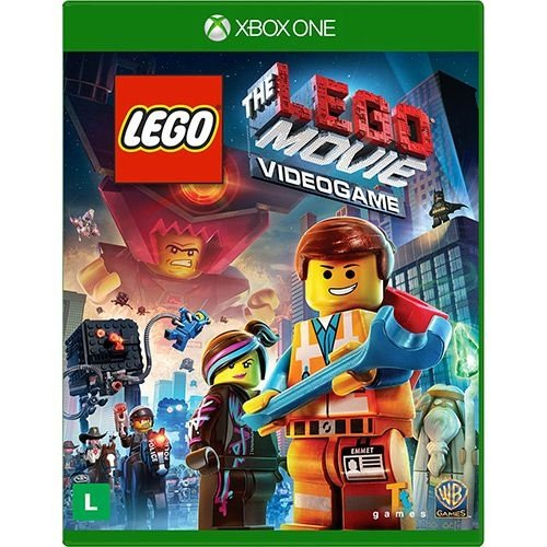 Jogo Lego Movie - Xbox One