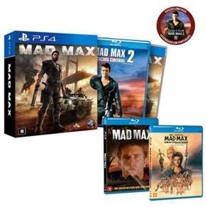Jogo Mad Max: Edição Especial - PS4 - PlayStation 4