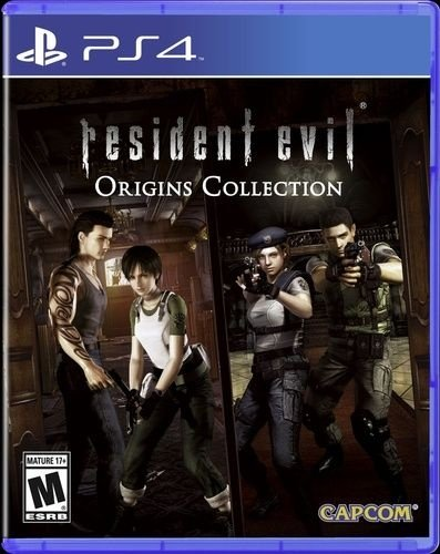 Jogo Resident Evil Origins Collection - PS4 - Playstation 4