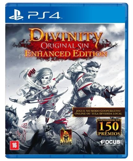 Jogo Divinity: Original Sin (Enhanced Edition) - PS4 - PlayStation 4