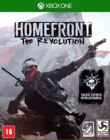 Jogo Homefront The Revolution - Xbox One